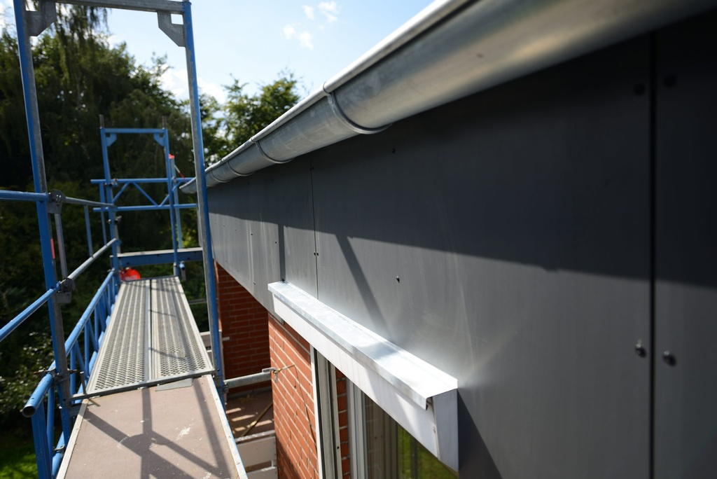 Commercial Gutter Cleaning in Exton, PA