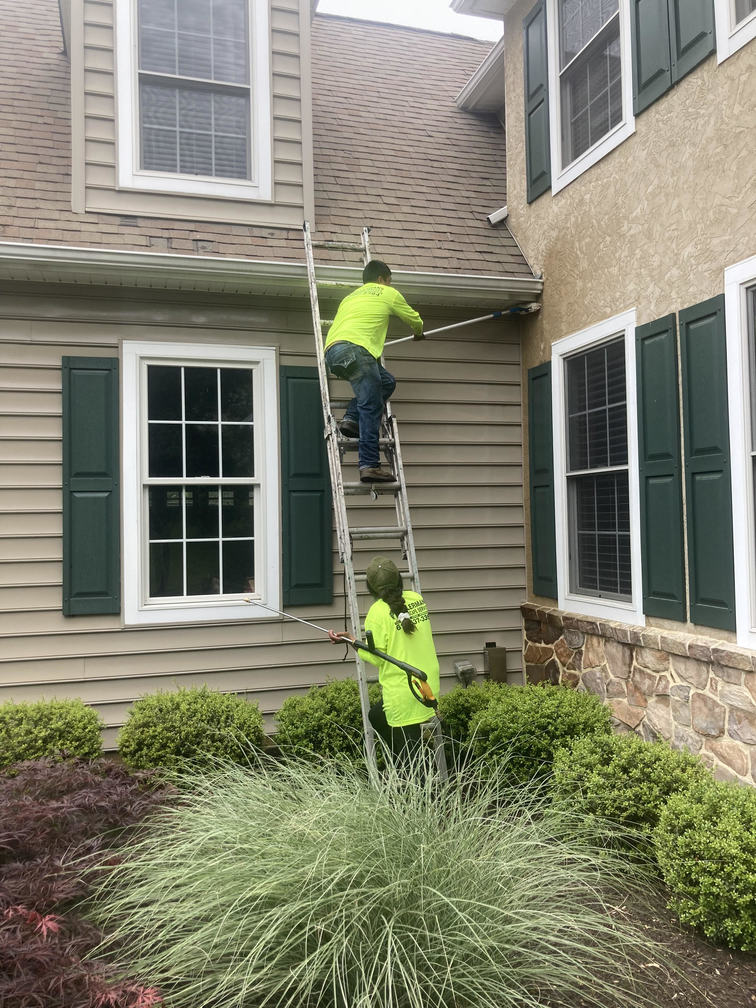 Gutter Cleaning Company in Chester County, PA