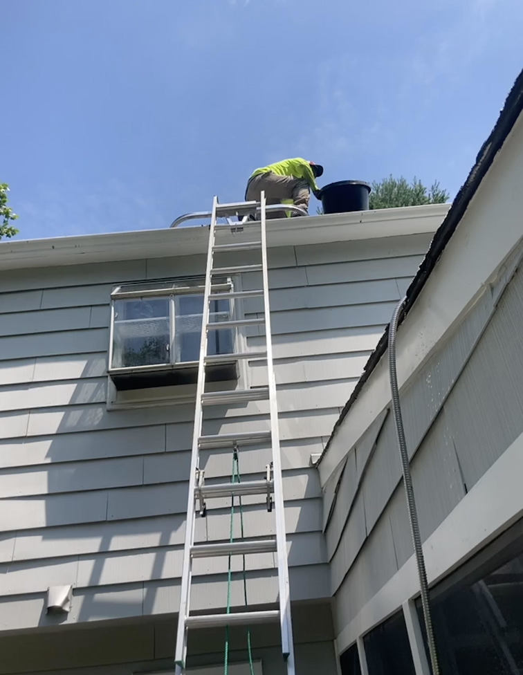 Exton, PA Gutter Cleaners