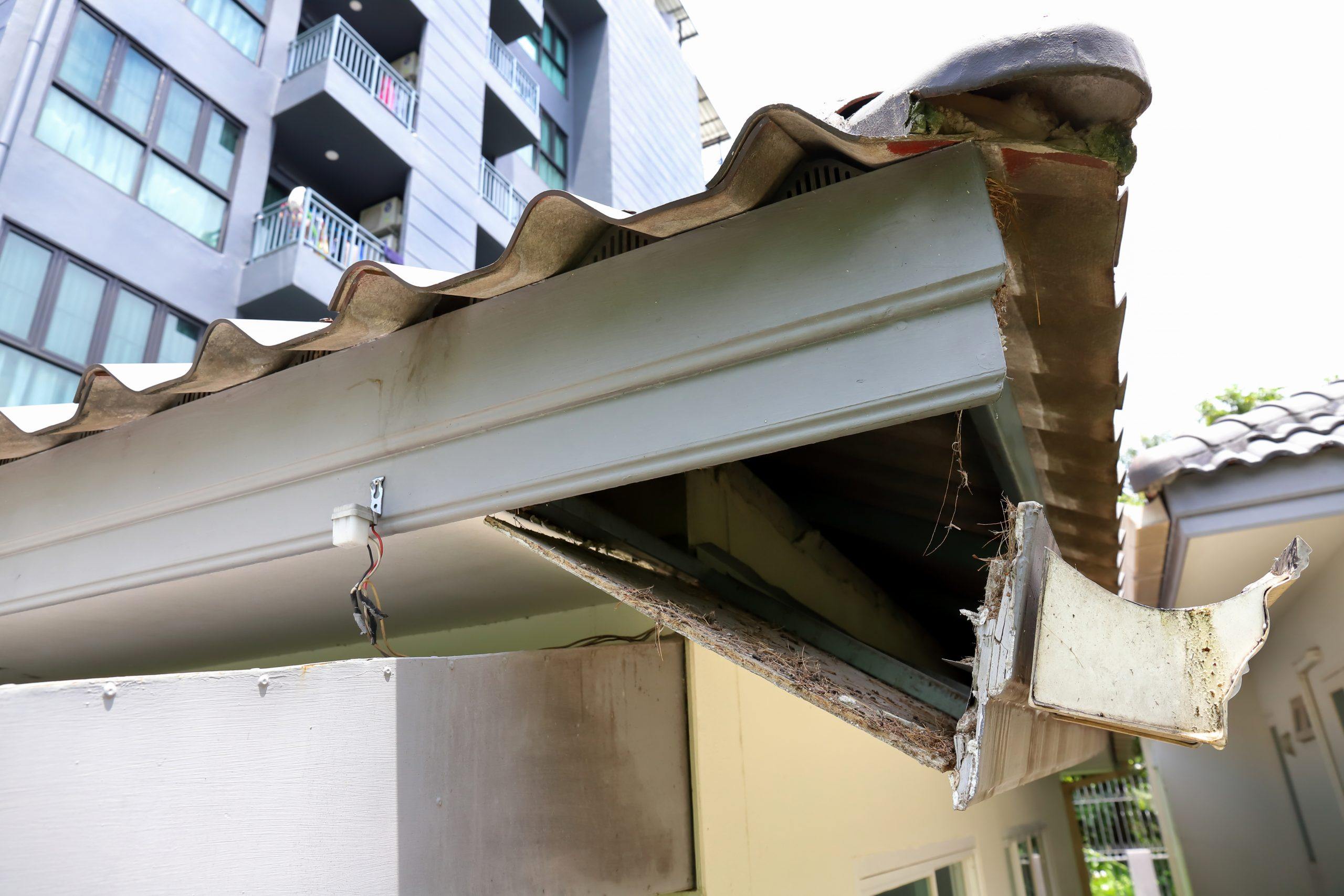Gutter repair Company, Chester County, PA
